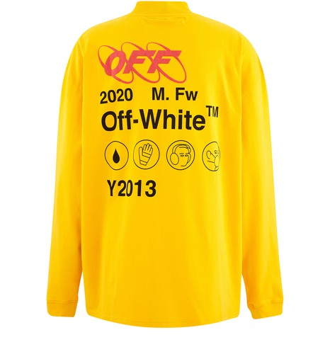 OFF-WHITE Haut Industrial Y013