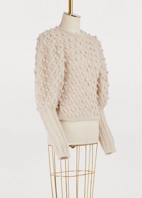 ZimmermannWool and mohair sweater