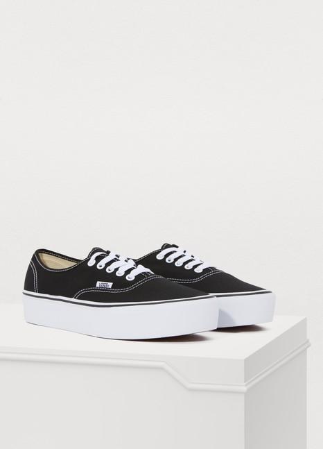 VANSAuthentic Platform sneakers