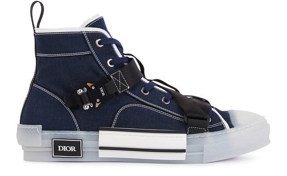 DIORB23 High Top Sneaker