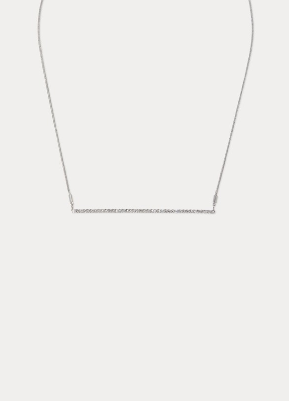 Isabel MarantBrass and ton necklace
