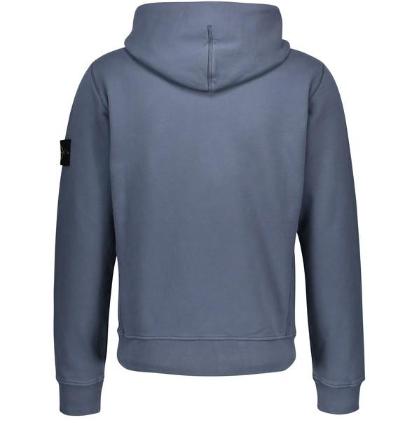 vente la plus chaude couleurs et frappant meilleur site Sweat à capuche zippé en coton
