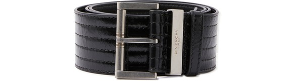 GIVENCHYCalf leather belt