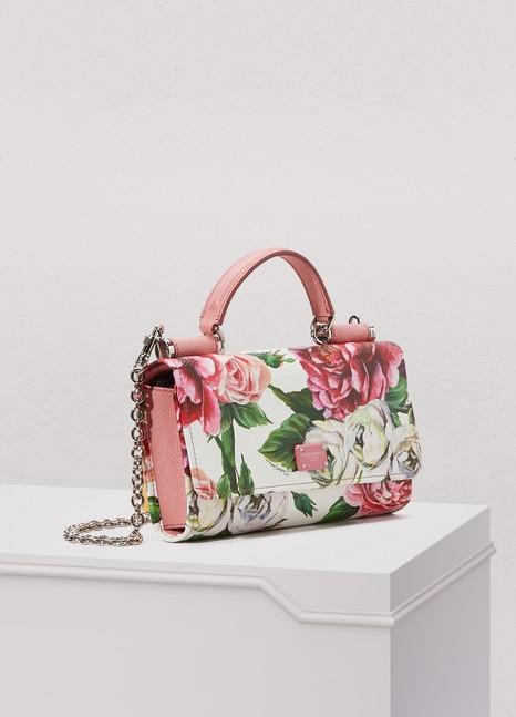 Dolce & GabbanaSicily mini clutch