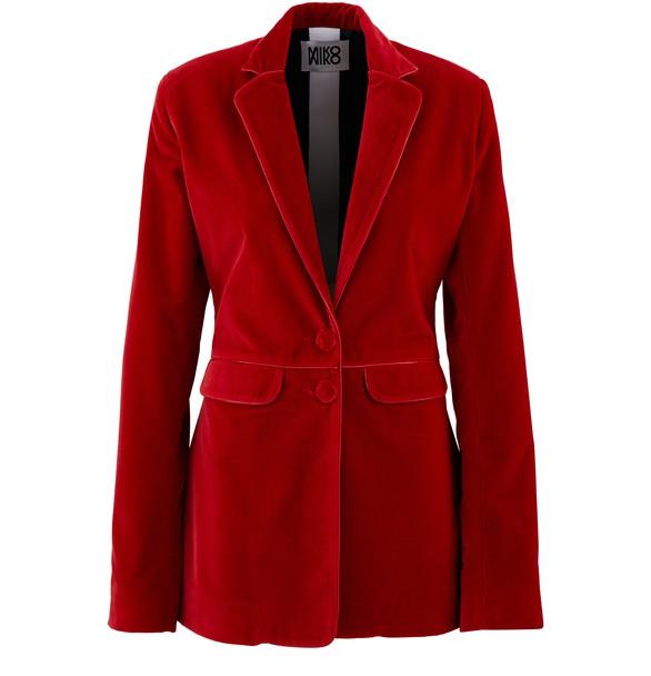 MIKO MIKOVelvet jacket