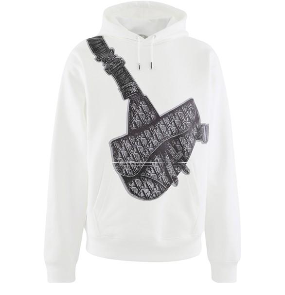 DIORSaddle hoodie