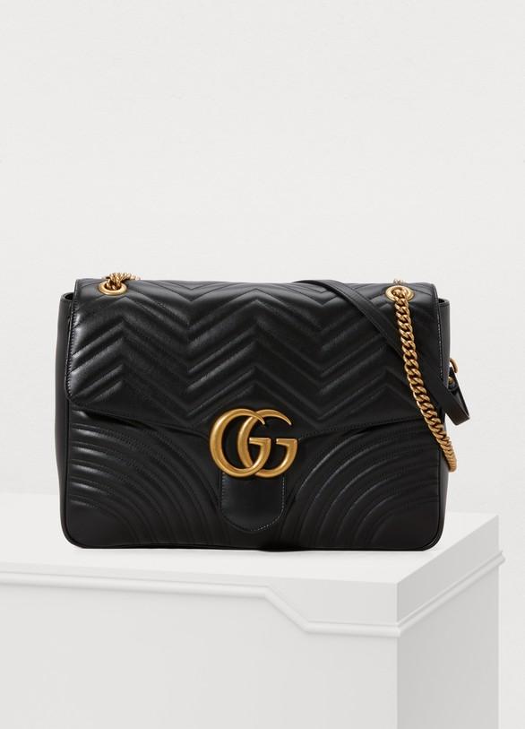 09627c3d68a7 Sac porté épaule GG Marmont femme   Gucci   24 Sèvres