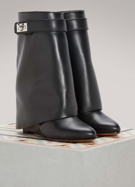 Women s Shark lock pant boots  b504f811f