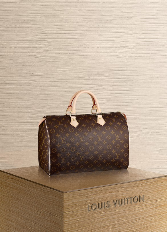 Louis Vuitton Sac Speedy 35