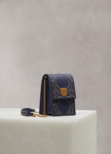 DiorDiorama vertical pouch