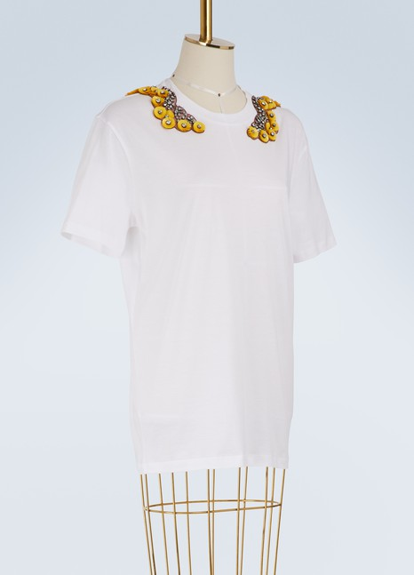 STELLA McCARTNEYT-shirt brodé