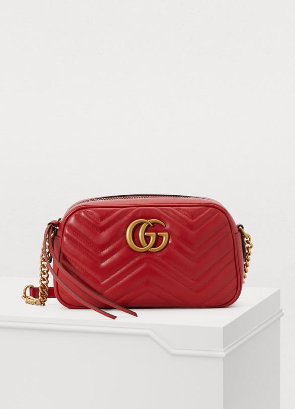 59d7fc724dd4 Women's Marmont GG crossbody bag | Gucci | 24S | 24S