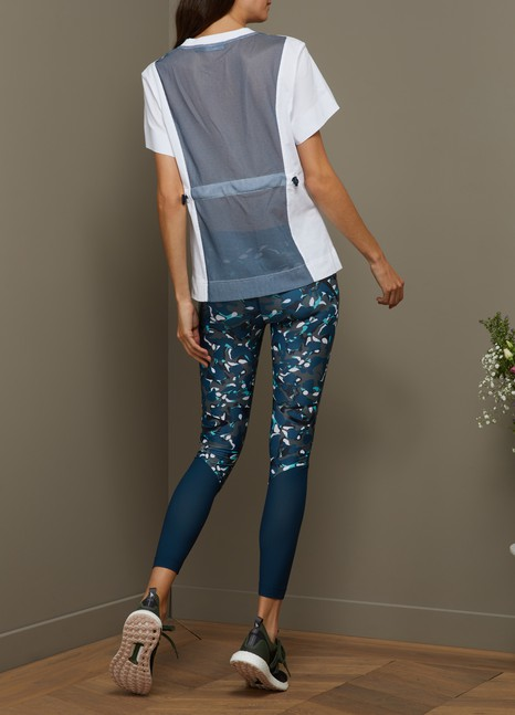 adidas by Stella McCartneyT-shirt de course oversize