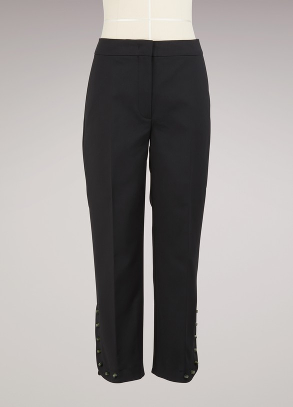 Sportmax Eremi Cotton Pants