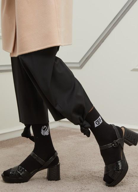 OFF-WHITESwan socks