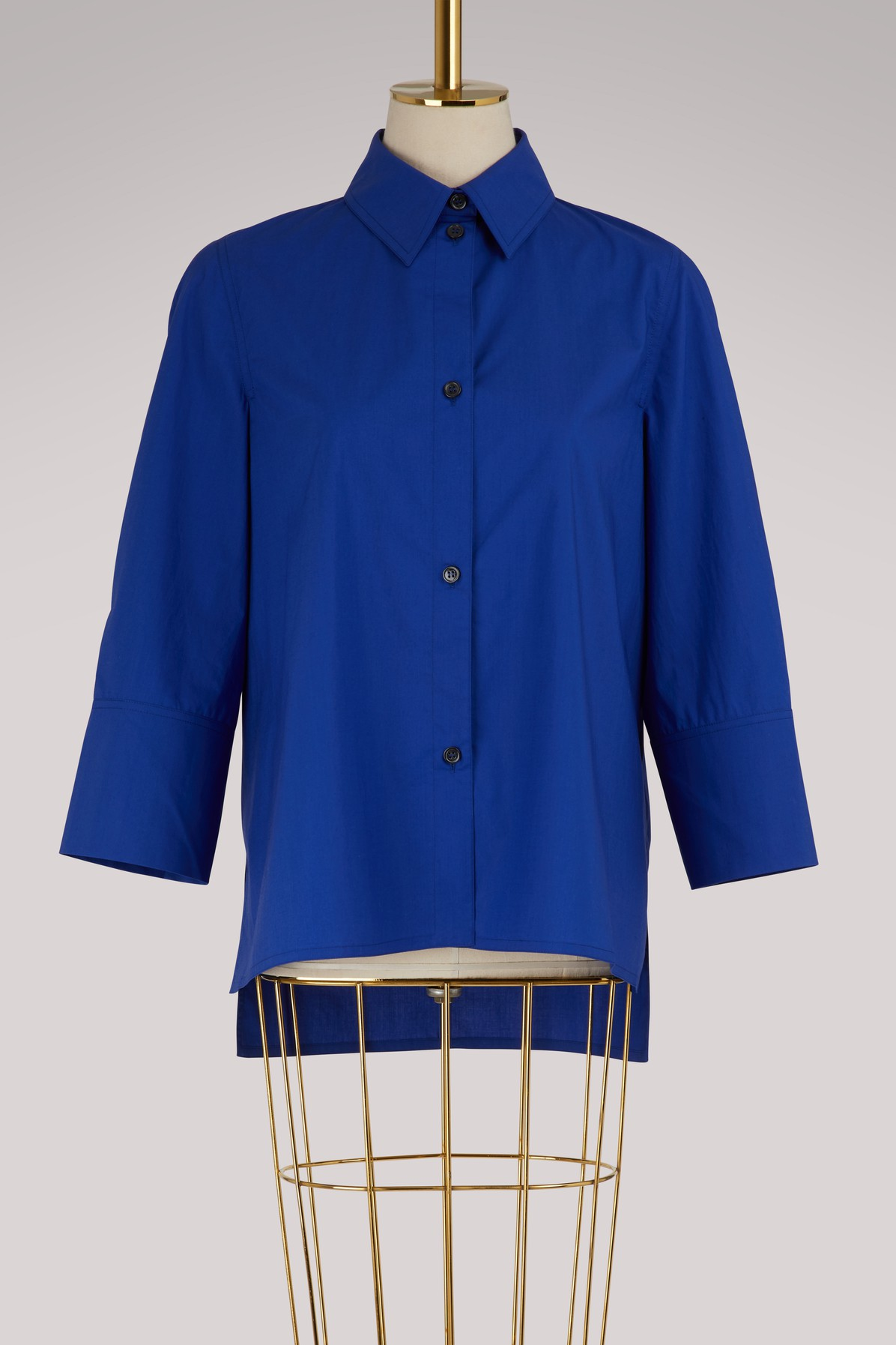 Chemise manches 3/4