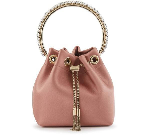 JIMMY CHOOBon Bon clutch bag