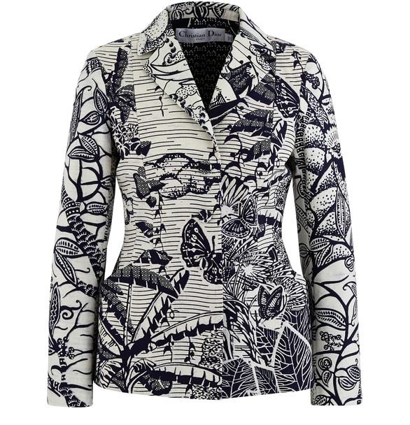 DIORWax Bar jacket