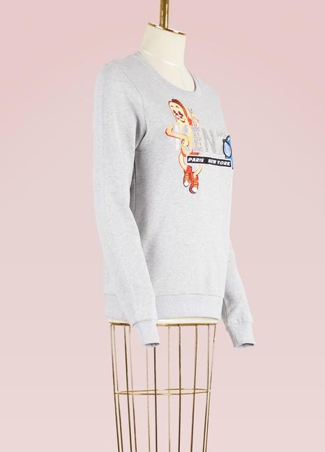 KenzoSweatshirt Hot Dog en coton