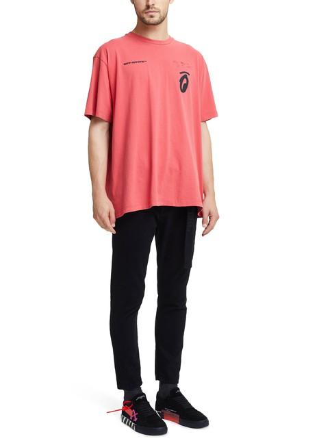 OFF-WHITESplitted Arrows Over t-shirt