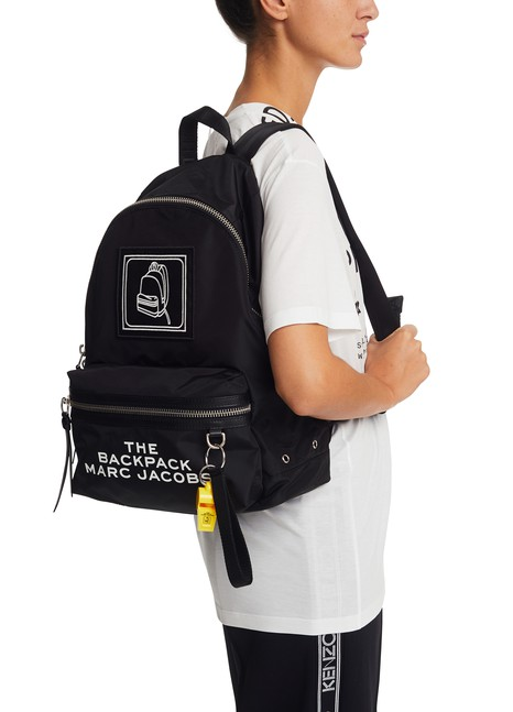 """MARC JACOBS""""The Pictogram"""" backpack"""