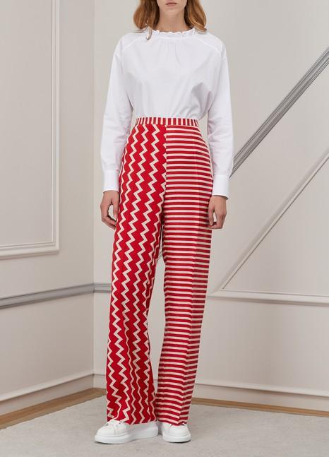 Stella McCartneyFernanda silk trousers