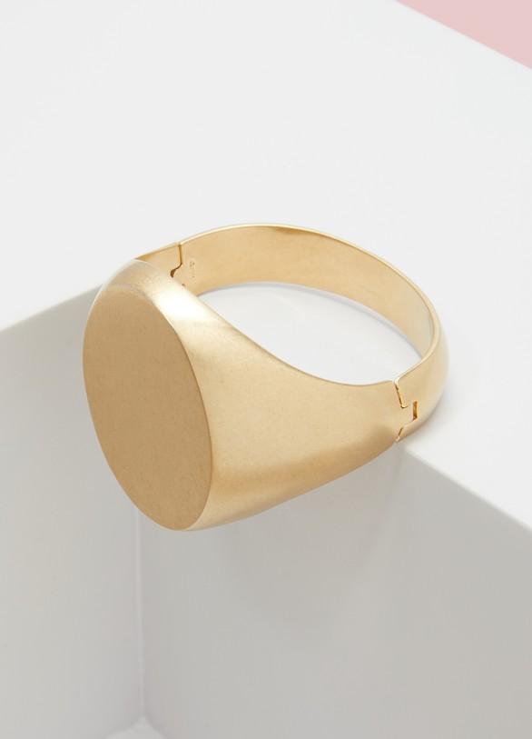 Maison MargielaSignet Ring Bracelet