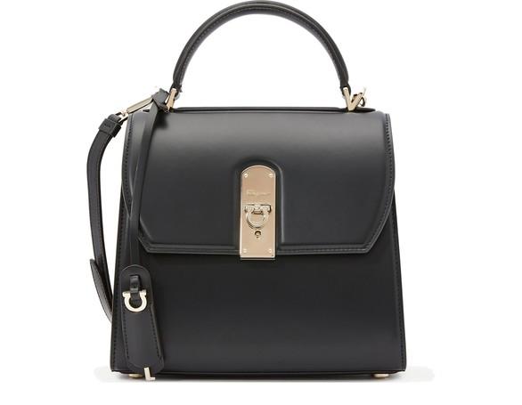 SALVATORE FERRAGAMOBoxy handbag