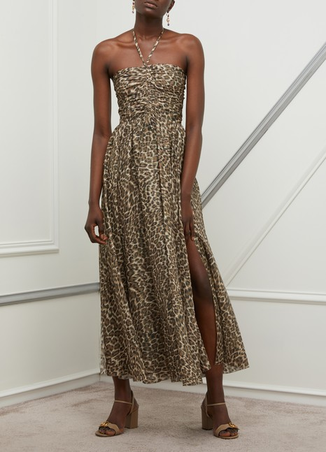 ZIMMERMANN Suraya silk dress