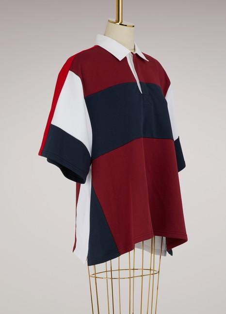 KochéPolo en jersey oversize