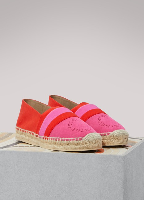 Stella McCartney Espadrilles bicolore