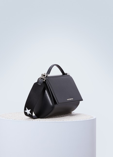 GivenchySac Pandora Box avec bandoulière logo