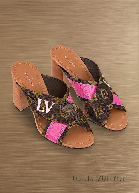 742cb5d5237e Louis Vuitton Panorama Mule