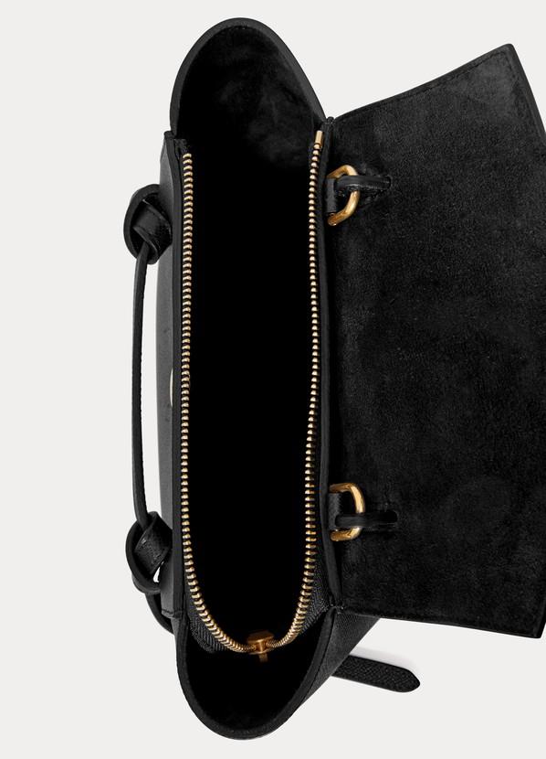 940ff6d836f3 Celine Belt micro model bag in grained leather ...