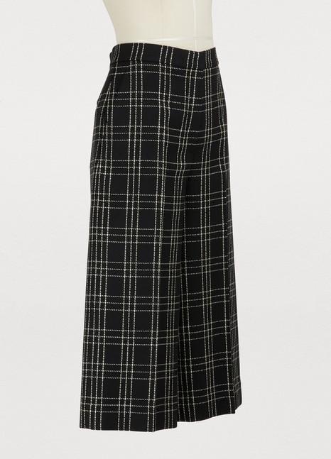 DiorWool pants