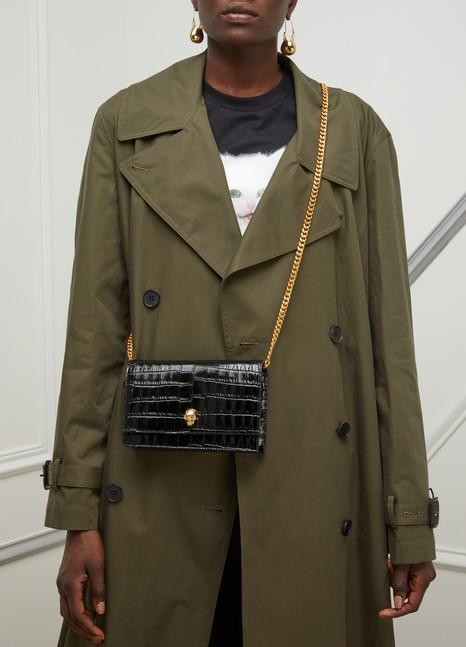 ALEXANDER MCQUEENSkull shoulder bag