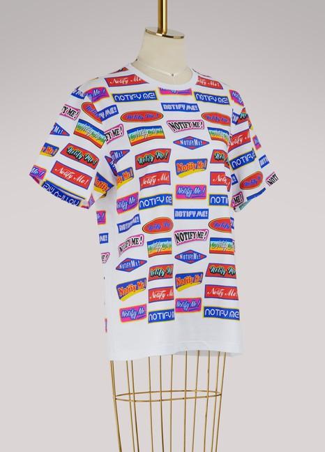 Atelier NotifyT-shirt logo en coton