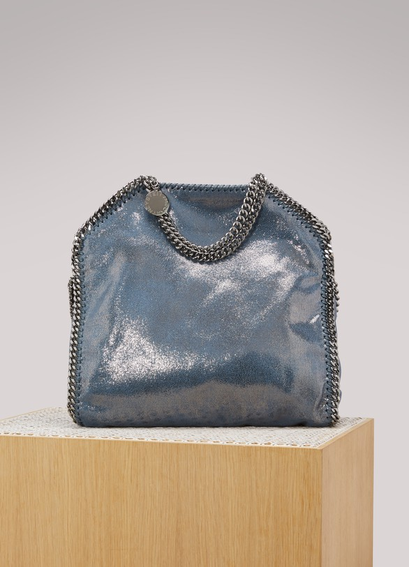 Stella McCartney Sac porté main Falabella en shaggy deer