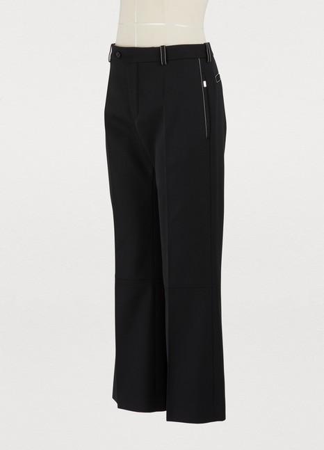 ChloéWool trousers