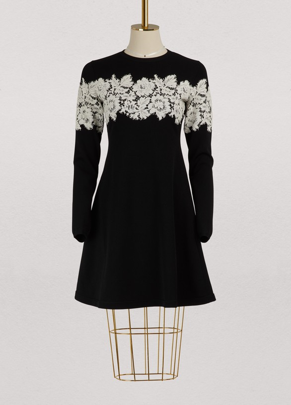 Valentino Long sleeved dress