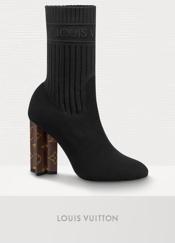 Bottines et bottes Louis Vuitton femme   24 Sèvres 6adac8ebc17
