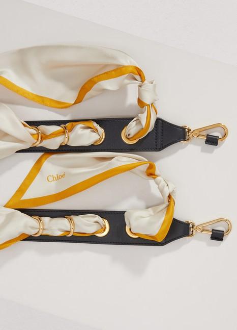 ChloéLeather strap