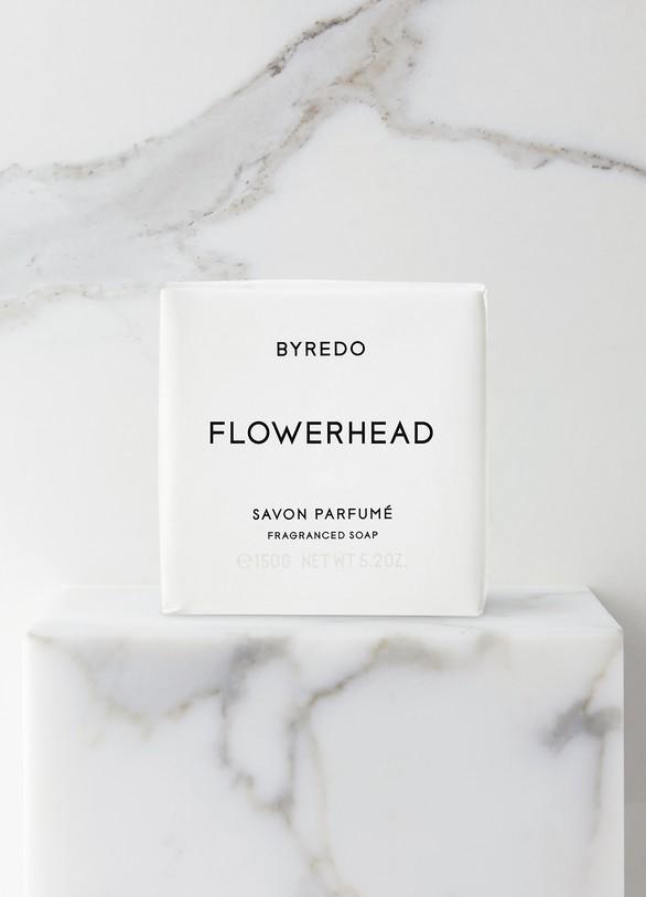 BYREDOSavon parfumé Flowerhead 150 g