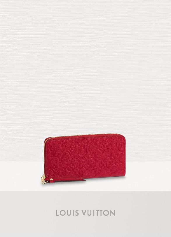 Portefeuille Zippy femme   Louis Vuitton   24 Sèvres f3bed09ed2b