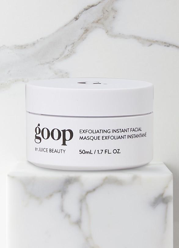 GoopExfoliating Instant Facial