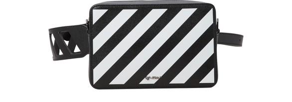OFF-WHITEDiag crossbody bag