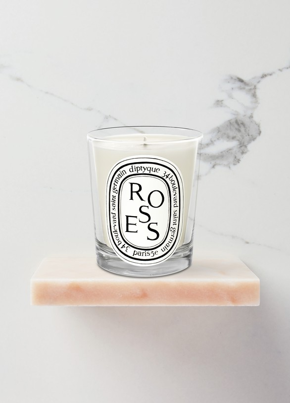 d34543aeb696e Diptyque Roses scented candle 190 ...