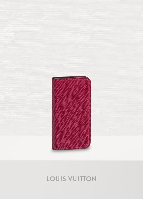 Louis VuittoniPhone X & XS Folio