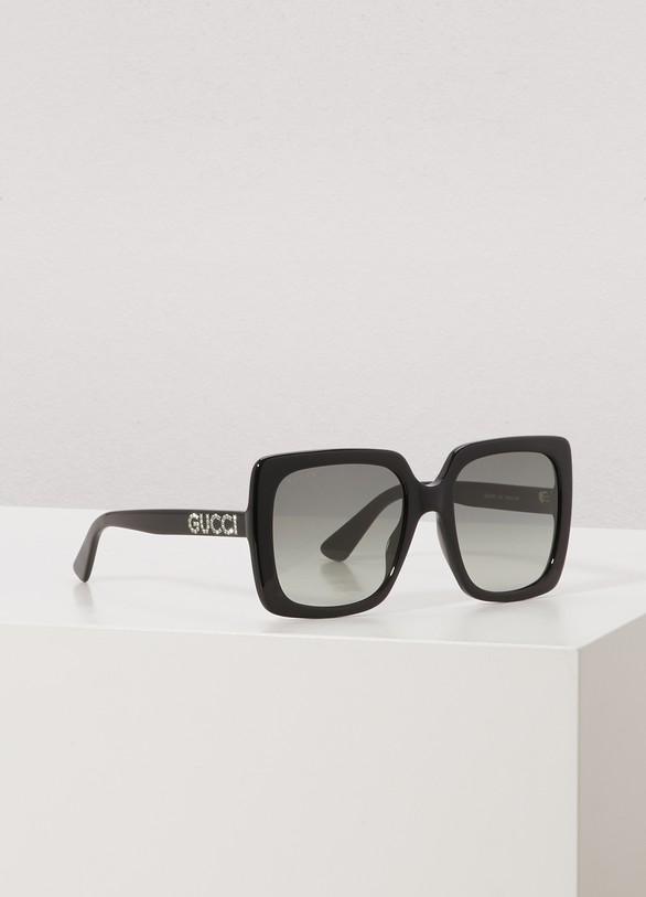 GucciSquare sunglasses