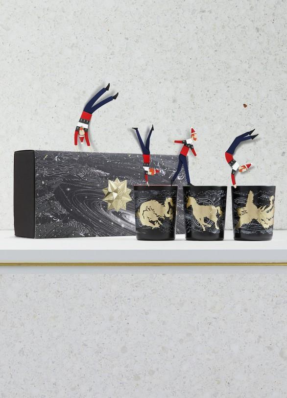 DiptyqueCoffret de 3 bougies Noël 70g